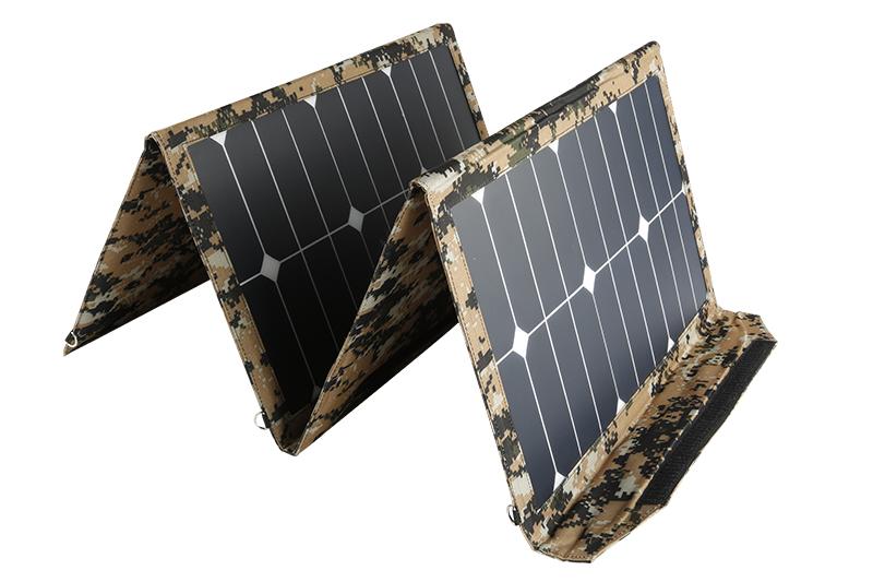 80W Solar Folding Bag