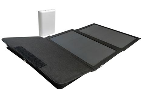 10w portable solar panel