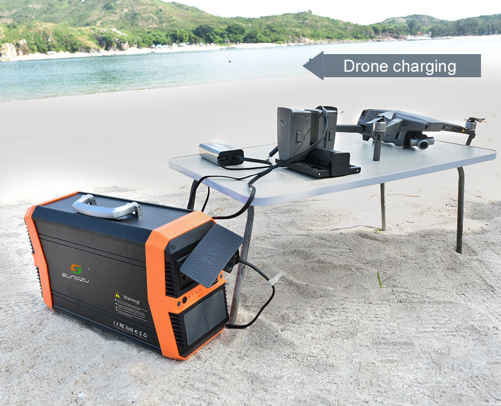 SUNGZU-1000W-FOR-DRONE-CHARING