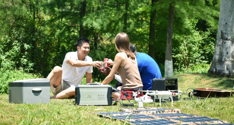 Innovative portable outdoor power supply, how big is its prospective market?